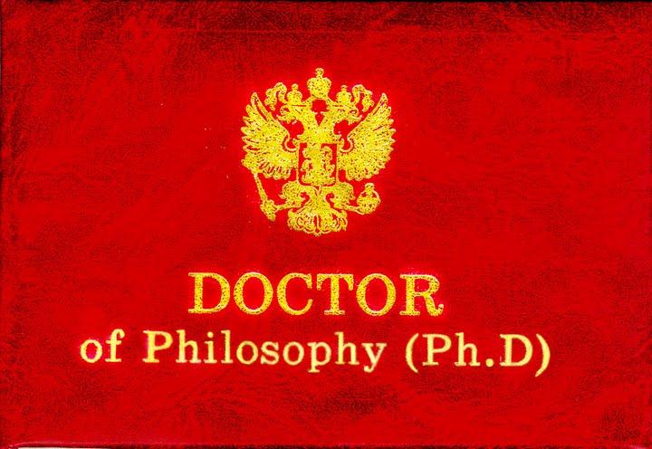 10 - диплом PHD