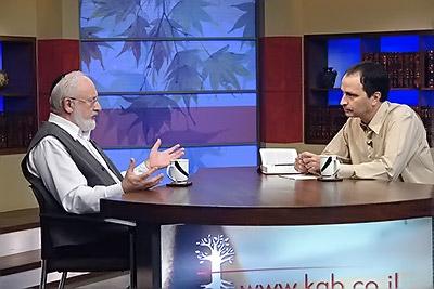 303 - Рассказы о духовном с Эраном Курц