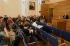 Лекция в институте географии, Москва