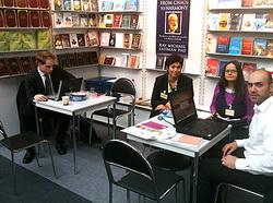 Международная книжная ярмарка во Франкфурте, 2010