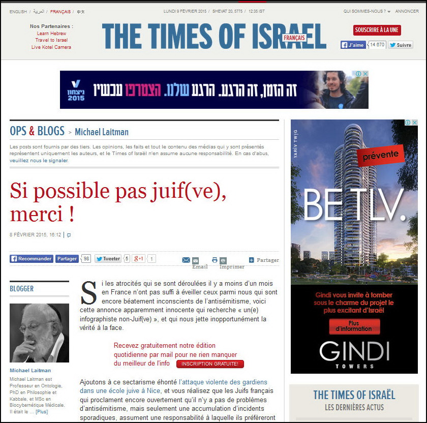 2015-02-09_laitman-blog_times-israel_w