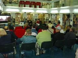 Презентация книги в Хорватии