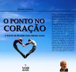 """Книга """"Точка в сердце"""" на португальском"""